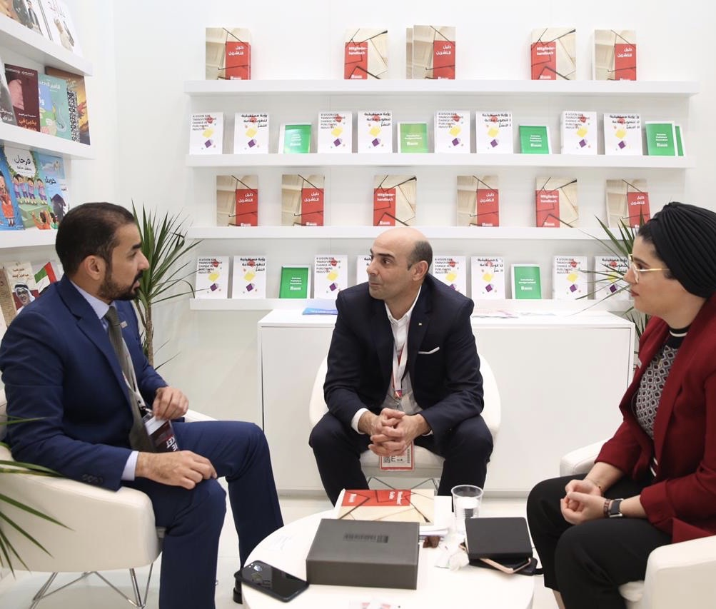 EPA Leads 13 Book Deals between Emirati and Latin American Publishers  At Frankfurt International Book Fair 2018