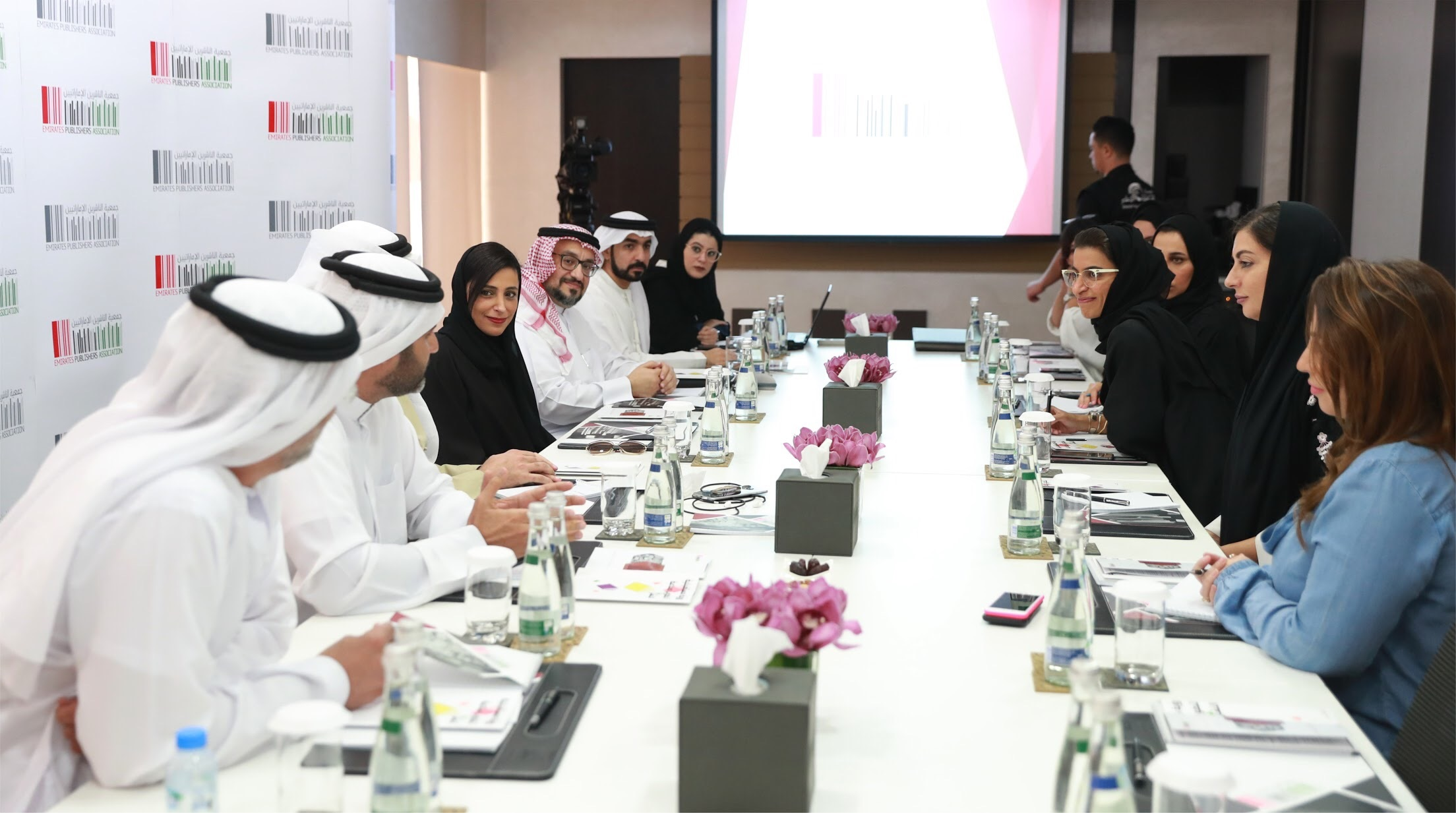 Ministry of Culture and Knowledge Development Meeting