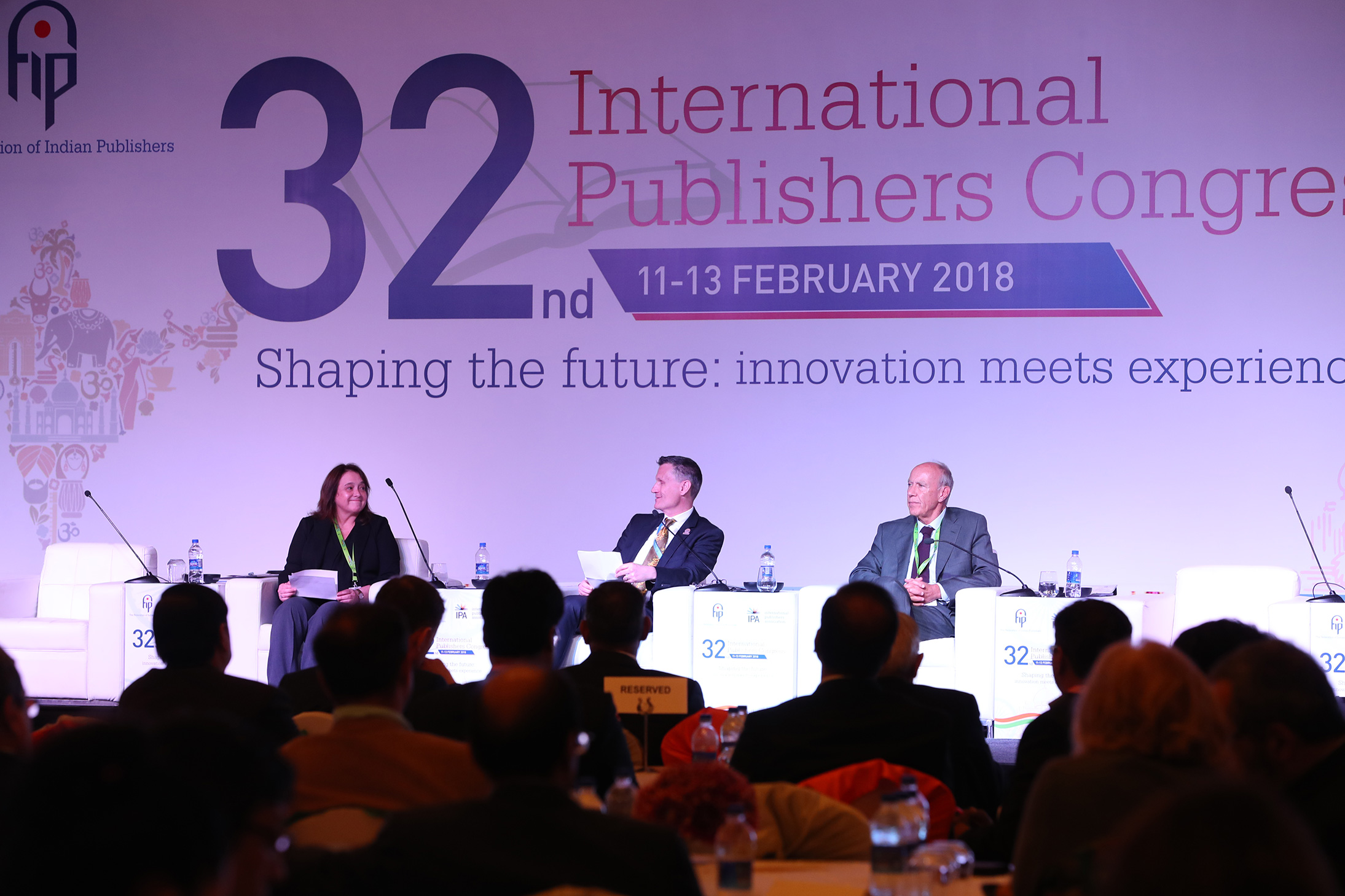 32nd International Publishers Congress New Delhi